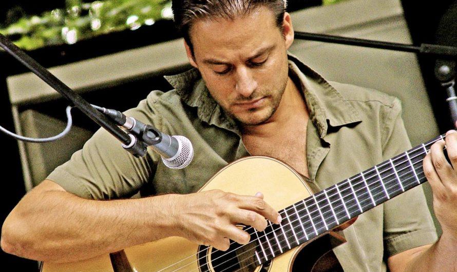 André Krengel – Gitarren-Soli für die Freiheit
