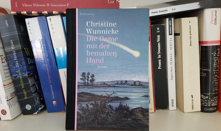 «Die Dame mit der bemalten Hand» – Ein historischer Roman über ein ungewöhnliches Treffen