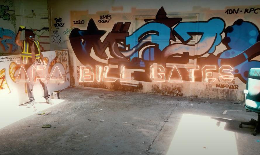 «Ära Bill Gates» – Der Rapper SchwrzVyce legt musikalisch nach