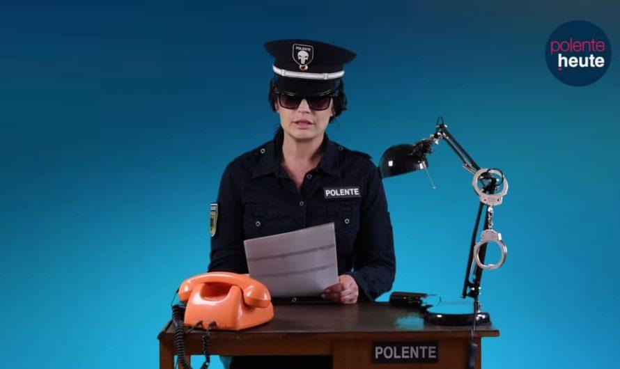 «Polente heute» – Eine Satire-Show des Musik-Duos Alien's Best Friend