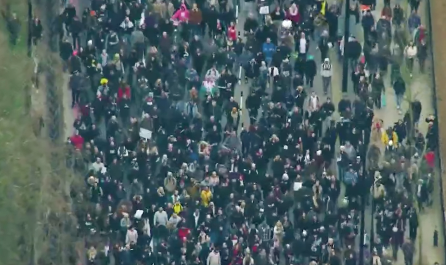 «The Puschback» – Doku über die weltweiten Demonstrationen am 21. März