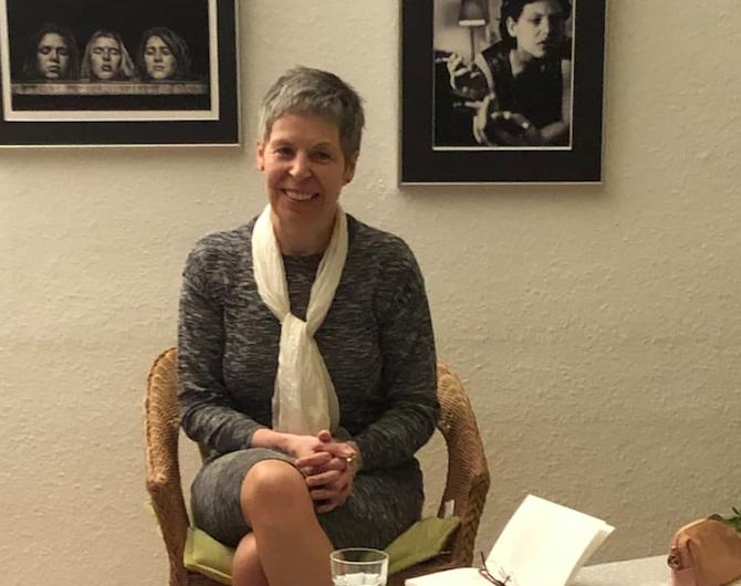 Schriftstellerin Martina Wagner verarbeitet Corona-Krise mit viel Optimismus
