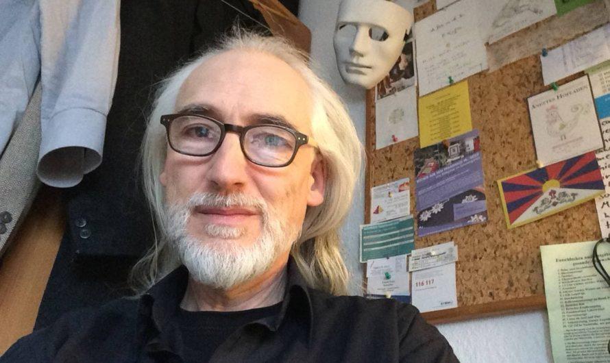 Lyriker Christoph Köhler dichtet über die Absurdität der Corona-Maßnahmen