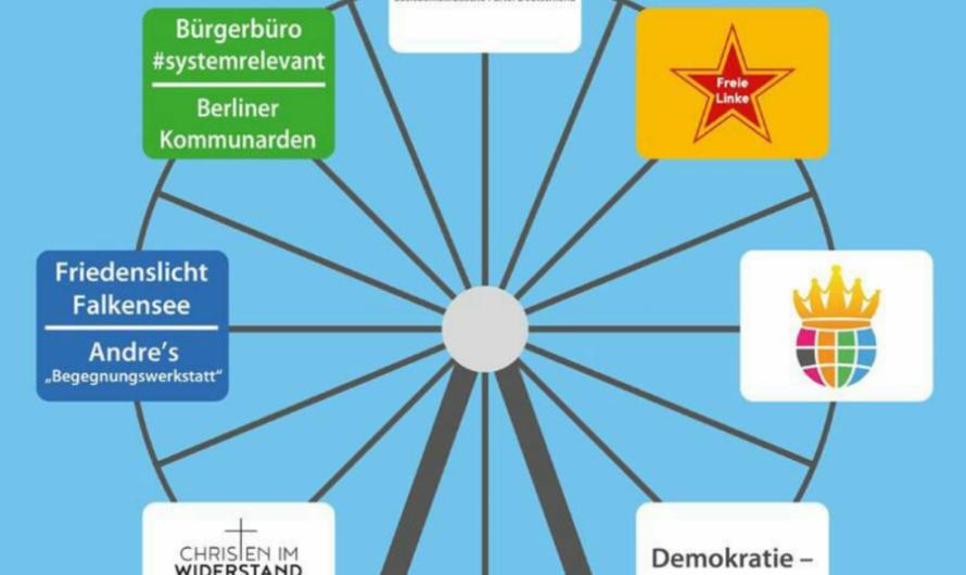 «Marktplatz der Demokratie» – Infoveranstaltung mit interessantem Kulturprogramm