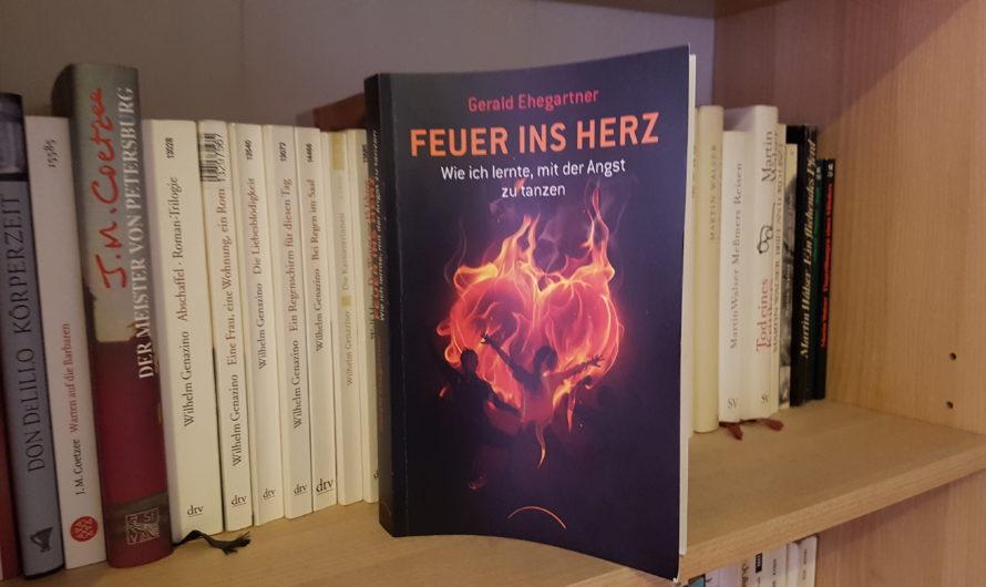 «Feuer ins Herz» – Ein Roman über die Corona-Zeit mit Witz und Tiefgang