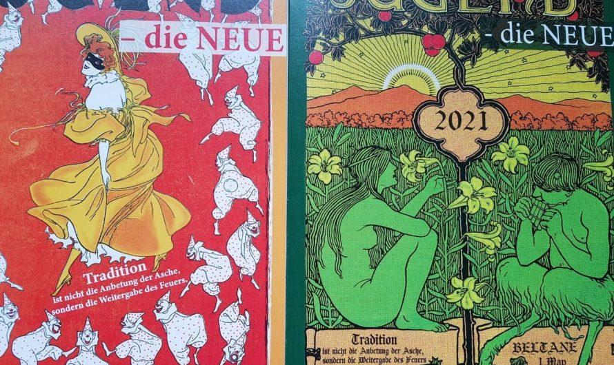In Anlehnung an den Jugendstil – Der Saint Grail Verlag verbindet Zeitkritik mit Traditionsbewusstsein