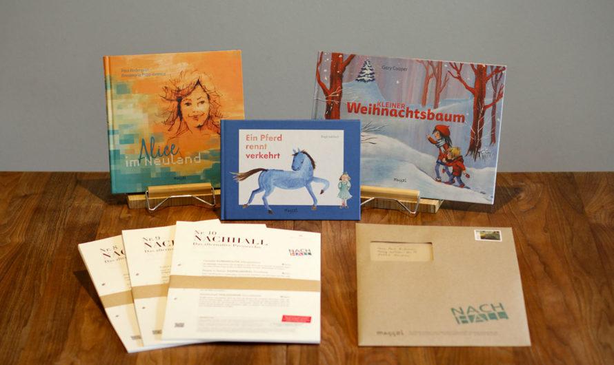 Der massel Verlag setzt auf Slow-News und alternative Kinderbilderbücher