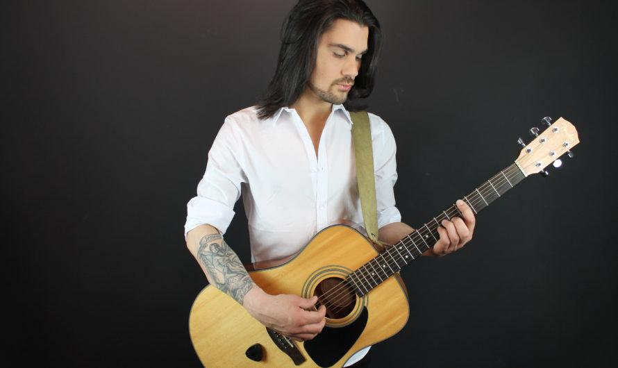 Rockmusiker Ben Arslan singt für die Freiheit