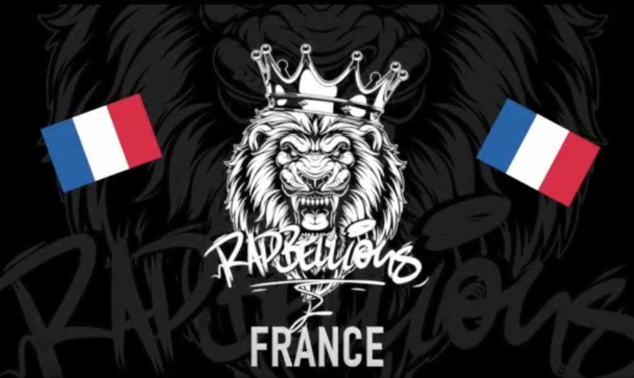 «JE N'Y CONSENS PAS» – Rapbellions aus Frankreich übernehmen den Stab