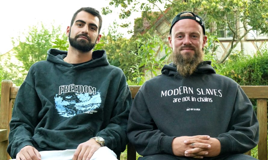 «Laut sagen» – Skogan und Royal33 appellieren an die Courage aller Bürger